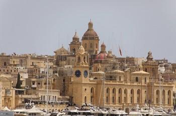 С начала года Мальта приняла свыше миллиона иностранных туристов