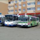 Левобережный автовокзал в Воронеже