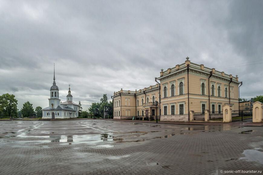 Кремлёвская площадь