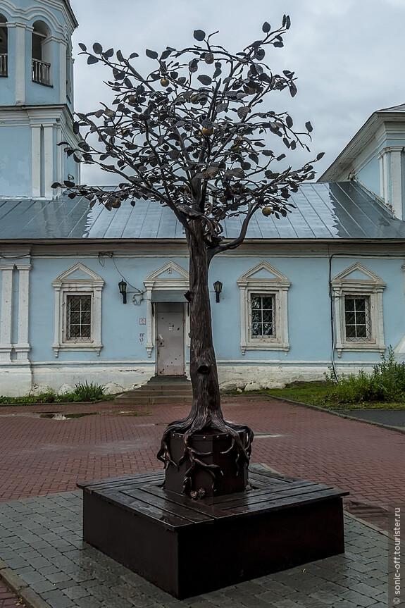 Дерево-копилка