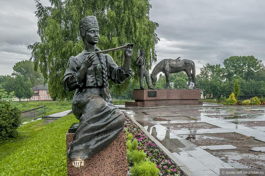 Скульптура «Муза»