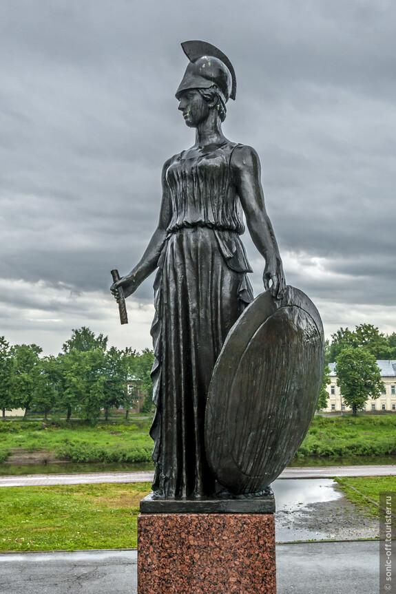 Скульптура «Ника»