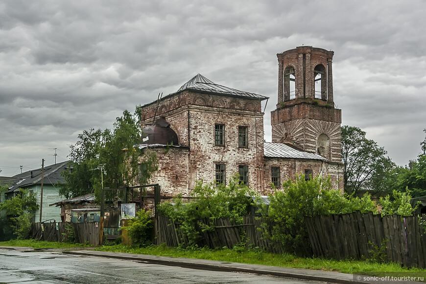 Церковь Николая Чудотворца «Золотые Кресты»