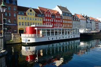 В Копенгагене появятся экологичные водные трамваи