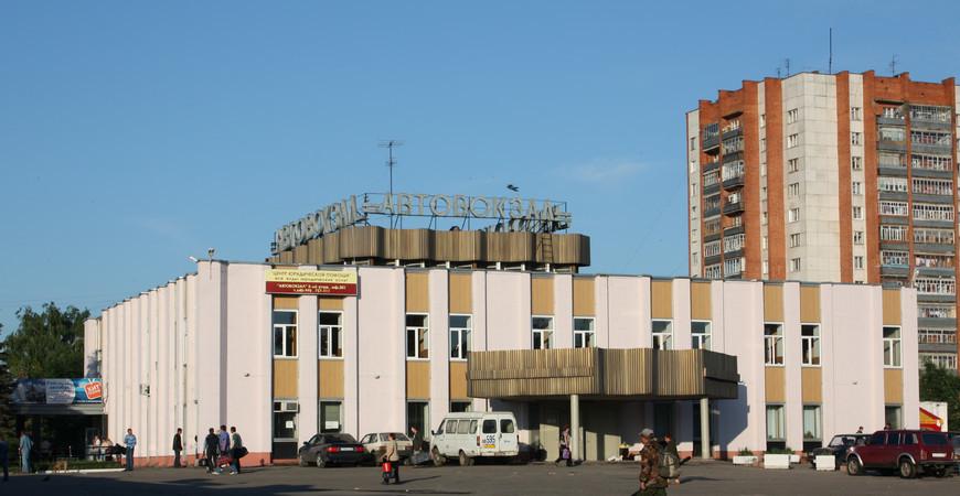Автовокзал Пензы