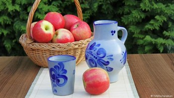 Во Франкфурте пройдет фестиваль яблочного вина
