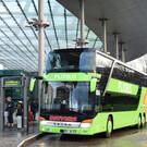 Центральный автовокзал Гамбурга