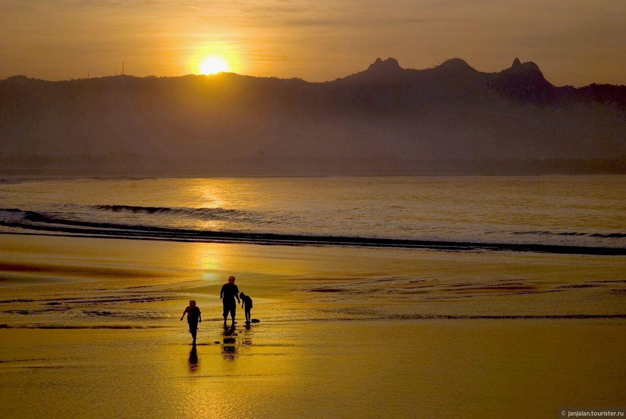 Затерянный мир на острове Ява — волшебный Пачитан