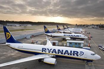 Ryanair отменяет рейсы из-за забастовки пилотов