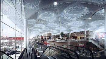 Стало известно, когда откроется новый аэропорт Стамбула