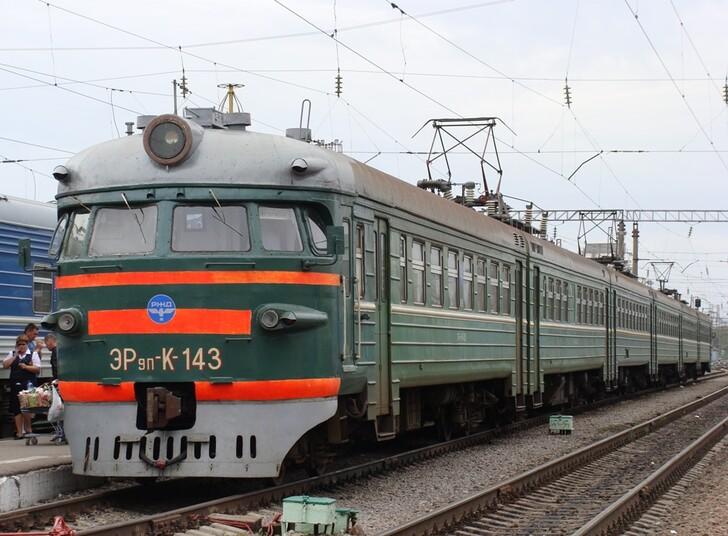 Поезд Москва — Рязань