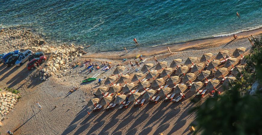 Пляж Перазича До