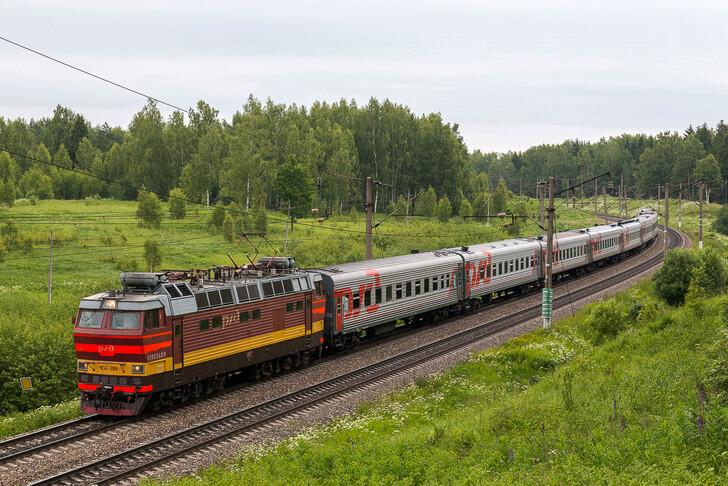 Поезд Казань — Самара