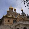 Церковь Марии Магдалины на Масличной горе. Иерусалим.