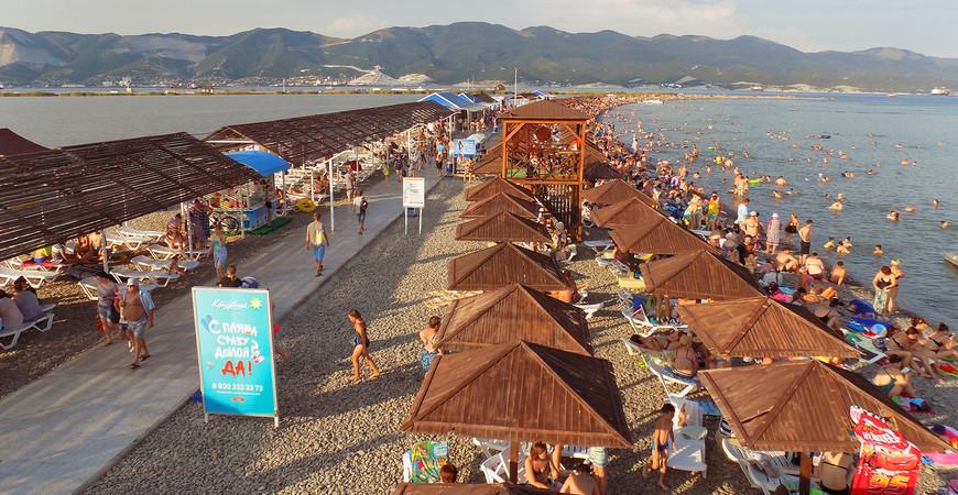 Пляж Алексино