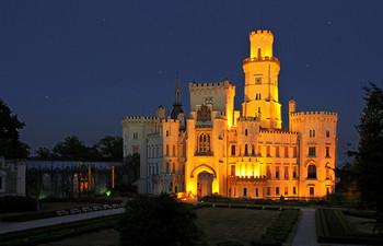 В конце лета туристы смогут посетить чешские замки бесплатно