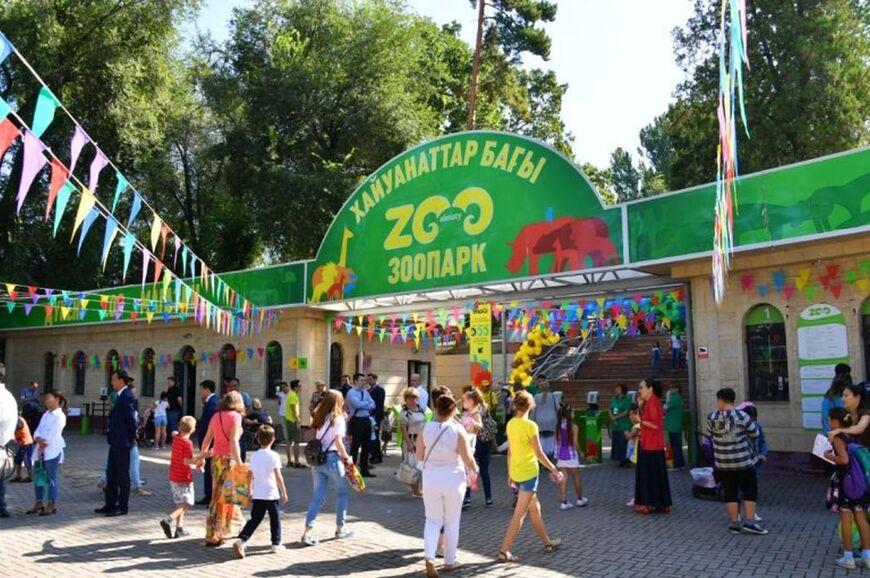 Найдены виновные в гибели животных в зоопарке Алматы