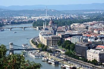 Рынок речных круизов в Европе страдает из-за обмеления рек