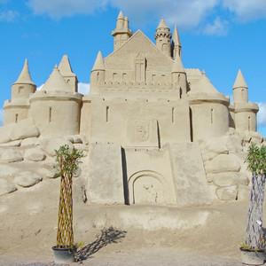 Фестиваль песчаных скульптур в Лаппеенранте