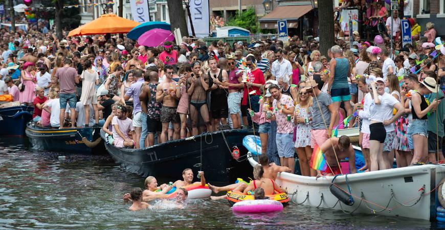 Гей-парад Амстердама