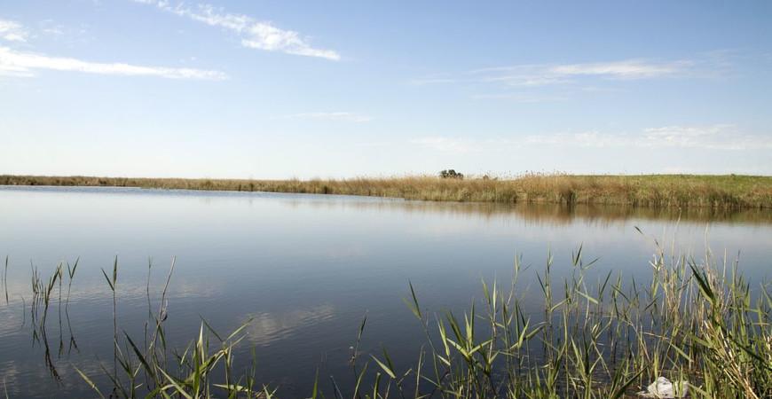 Озеро Айдыкуль
