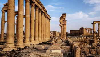 Сирия намерена открыть Пальмиру для туристов в 2019 году