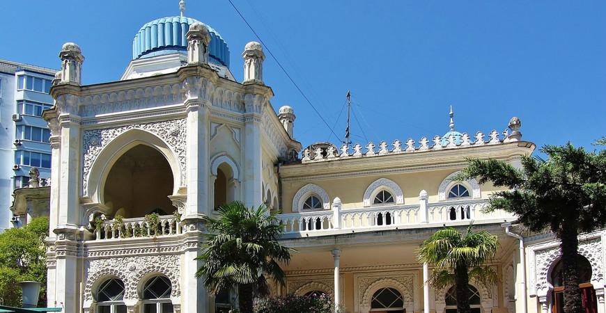 Дворец эмира Бухары