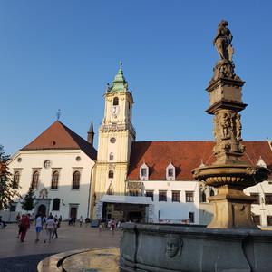 Красавица Братислава