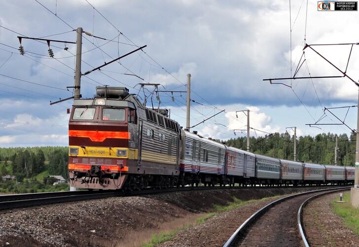 Поезд Москва — Вологда