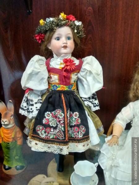 Дом, в котором живут куклы