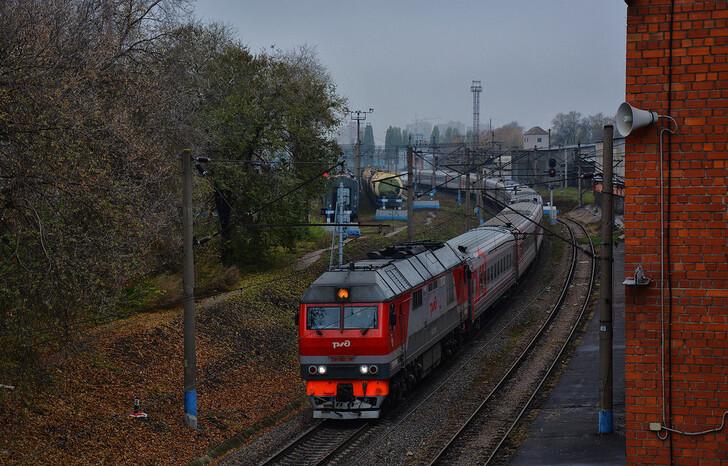 Поезд Москва — Тула