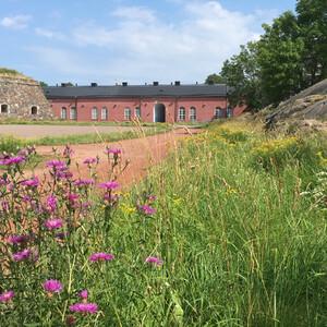 Крепость Суоменлинна или Свеаборг