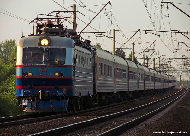 Поезд № 583
