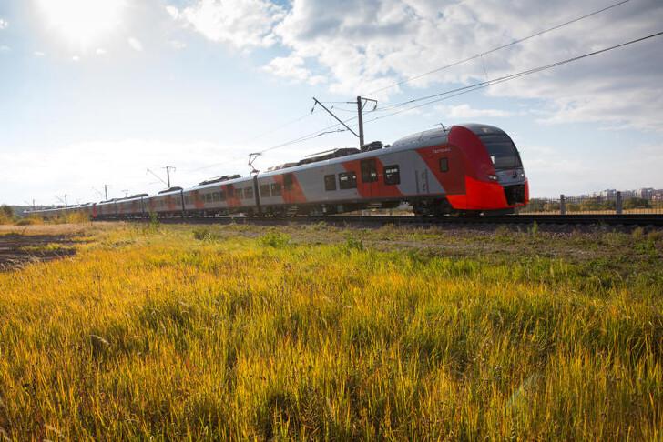 Поезд Санкт-Петербург — Псков