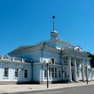 Железнодорожная станция Ейск