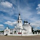 Храм во имя Святителя Иоанна Златоуста в Годеново