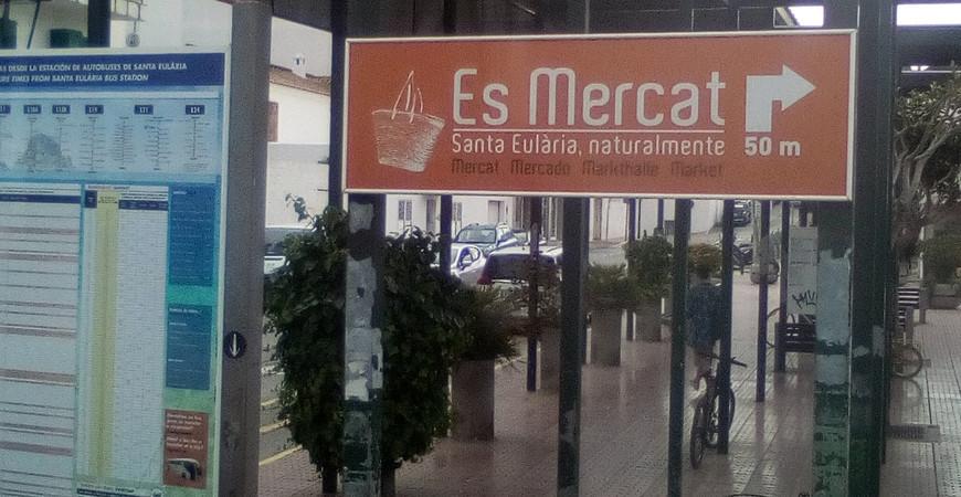 Автовокзал Санта Эулалии (Santa Eulalia Bus Station)