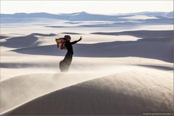 Белая пустыня Египта станет объектом Всемирного наследия ЮНЕСКО