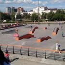 Экстрим-парк в Перми