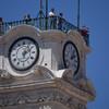 Башня с часами в  университете Куимбры