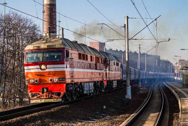 Поезд Санкт-Петербург — Калининград