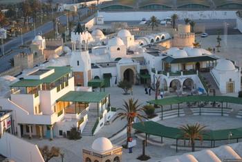 В Тунисе отмечается рекордный прирост турпотока