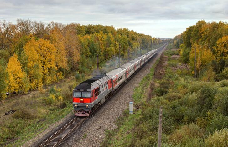 Поезд Санкт-Петербург — Ярославль