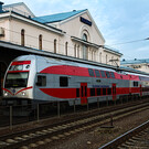 Железнодорожный вокзал Вильнюса