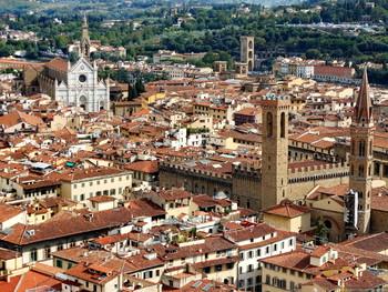 За перекус на улицах Флоренции туристам грозит крупный штраф