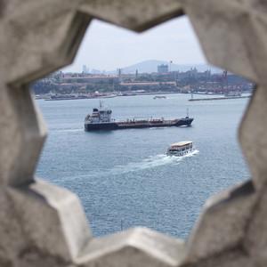 Город двух континентов — Istanbul