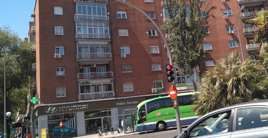 Автовокзал Ауто Рес, Мадрид