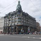 Дом компании «Зингер»