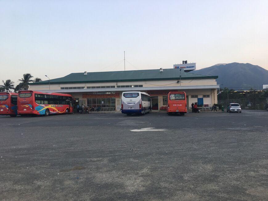 Автобусные маршруты Нячанга с картами