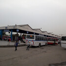 Автостанция Anand Vihar ISBT